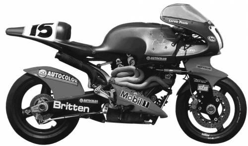 Britten V1000 (1995)