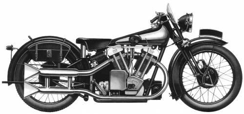 Brough Superior SS100 (1930)