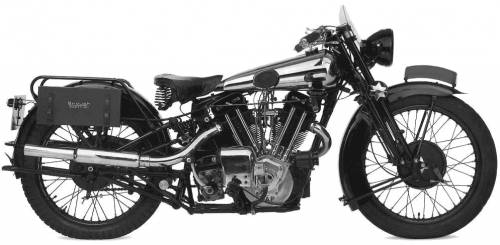 Brough Superior SS100 (1930)