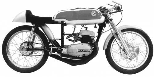 Bultaco 125 Aire (1961)