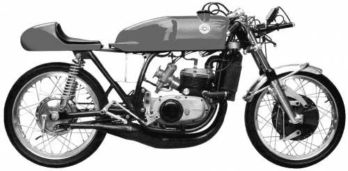 Bultaco 250TSS (1968)