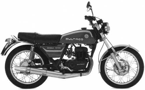 Bultaco Metralla 250 (1975)