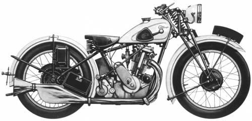 Calthorpe 350 (1930)