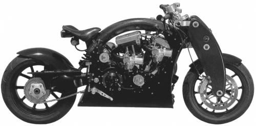 Confederate B91 Wraith (2006)