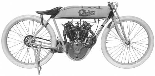 Cyclone Racer (1914)