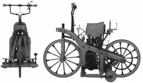 Daimler (1885)