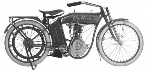 Emblem Single (1912)