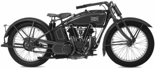 Excelsior 20R (1920)