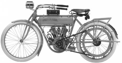 Flying Merkel Model V (1911)