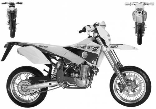 Husaberg FS650e (2002)