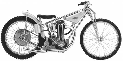 JAP 500 Speedway (1949)