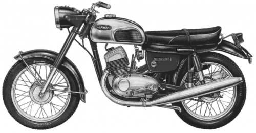 Jawa California350 (1973)