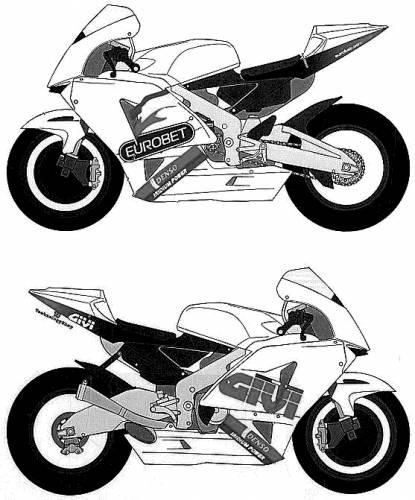 LCR RC211V Moto GP (2006)