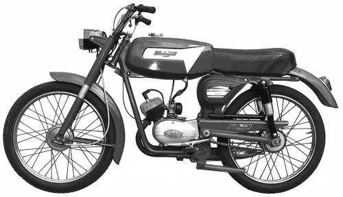 Malaguti GAM16 (1972)
