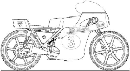 Matchless G50 Arter (1970)
