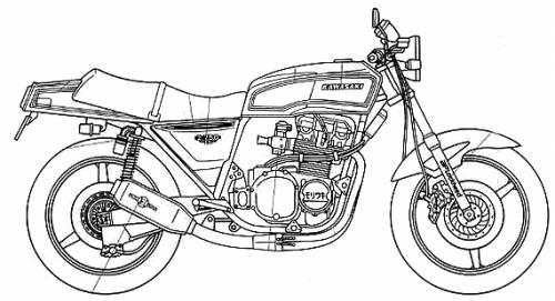 Moriwaki Z750FX