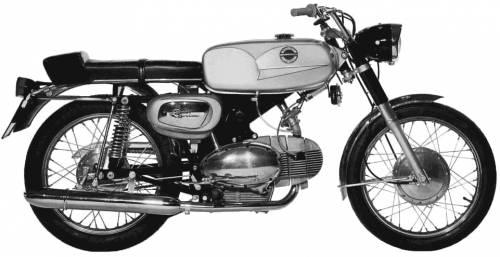 Motobi Sport Special 250 (1971)