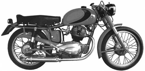 MotoMorini 175GT (1959)