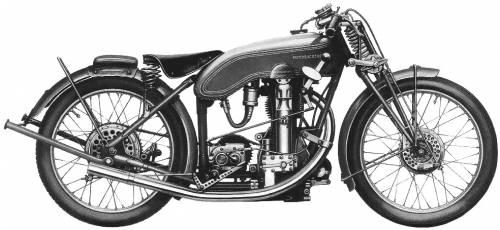 Motosacoche 350 M35 (1926)