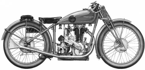 Motosacoche Competition (1930)