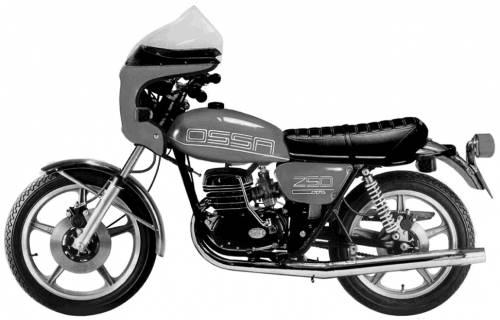 Ossa 250 Copa (1979)