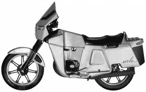 Ossa 250 Urbe (1982)