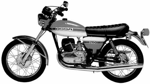 Ossa 250T (1975)