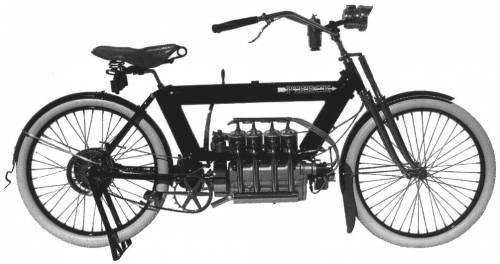 Pierce Four (1910)