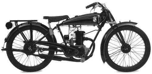 Puch 220 (1926)