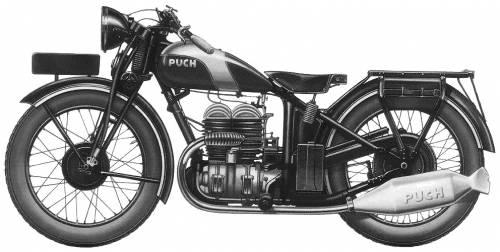 Puch 500N (1933)