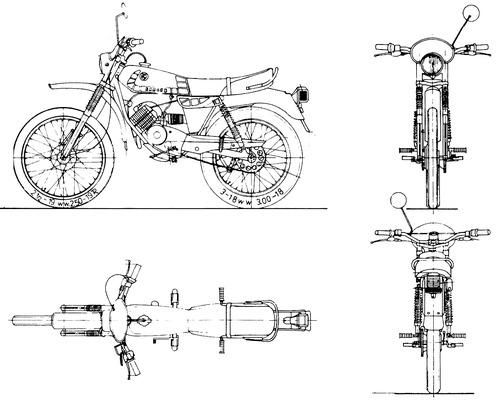 Puch Minicross TT (1982)