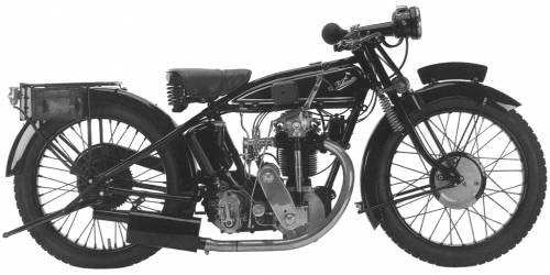 Velocette Model K (1925)