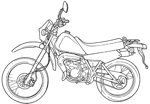 Yamaha DT 50LC (2001)