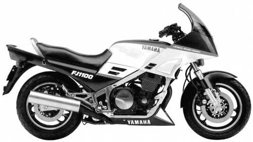 Yamaha FJ1100 (1983)