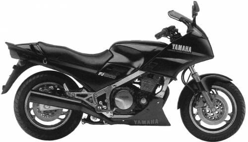 Yamaha FJ1200 (1986)