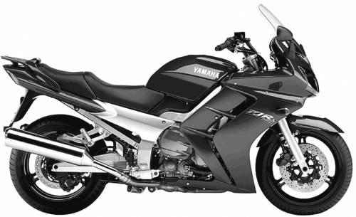 Yamaha FJR1300 (2001)