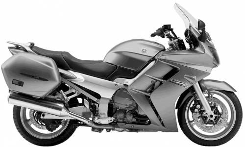 Yamaha FJR1300A (2004)