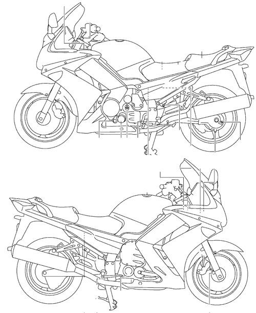 Yamaha FJR 1300AS (2006)