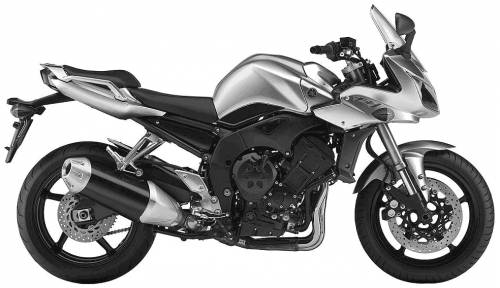 Yamaha FZ1 Fazer (2006)