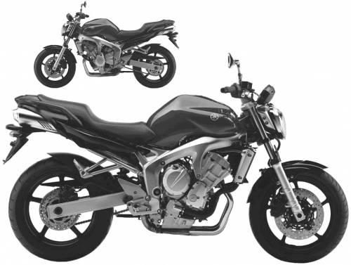 Yamaha FZ6 (2004)