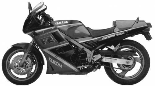 Yamaha FZ750 (1987)