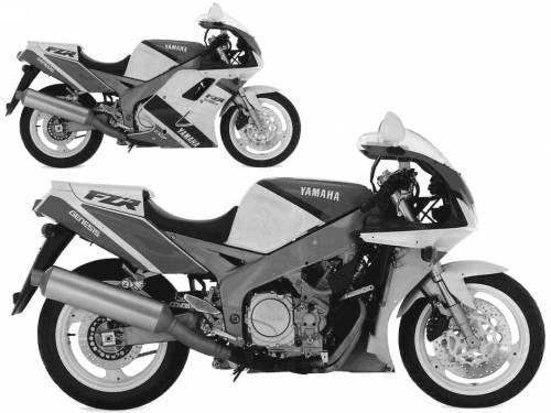 Yamaha FZR1000 (1992)