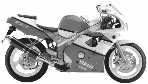 Yamaha FZR400RR (1992)