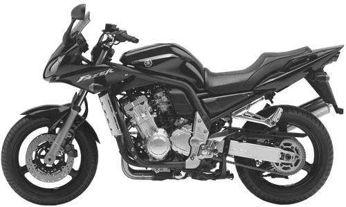 Yamaha FZS1000 Fazer (2003)