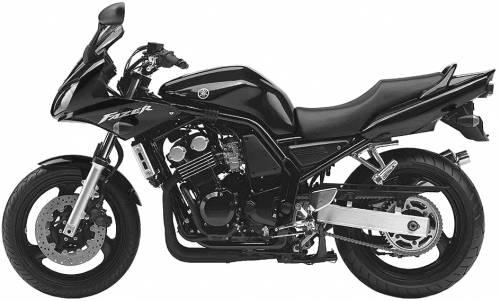 Yamaha FZS600 Fazer (2003)