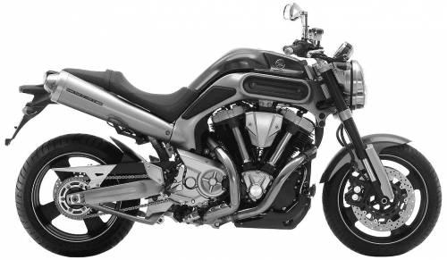 Yamaha MT 01 (2006)