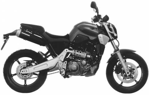 Yamaha MT 03 (2006)