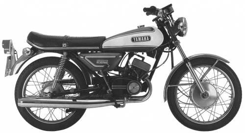 Yamaha RD200 (1972)