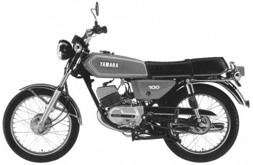 Yamaha RS100 (1976)