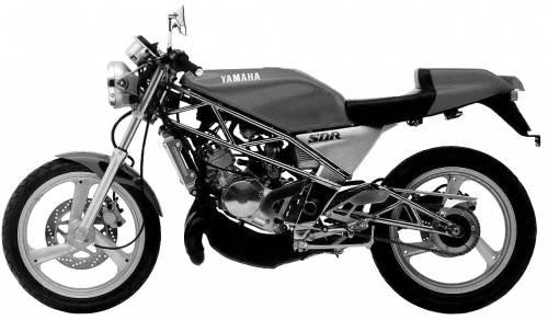 Yamaha SDR200 (1987)